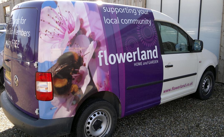 Garden Centres in Buckinghamshire deliveries
