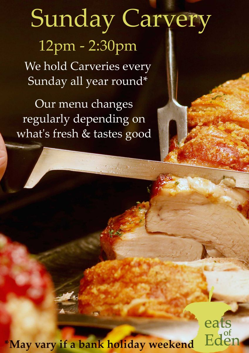 Sunday Carvery Buckinghamshire