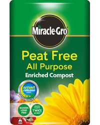 Miracle Gro All Purpose Peat Free 50l