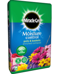 Miracle Gro Moisture Control