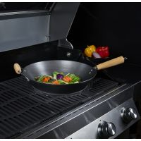 Grillstream Gourmet 6 Burner Hybrid with Steak Shelf - Stainless Steel - image 3